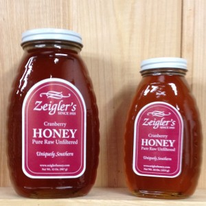 Cranberry Honey 16 oz.
