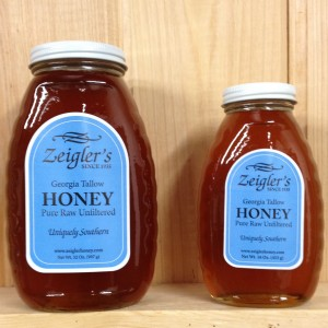 Georiga Tallow Honey 16oz.