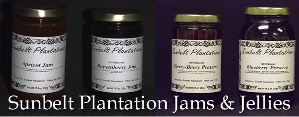 Fresh Made Jams and Jellies